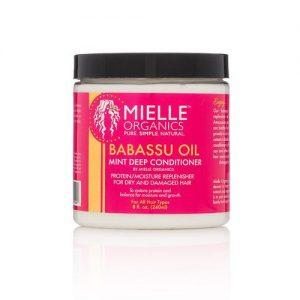 Babassu oil - mielle organics